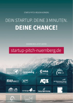 Start Up Pitch Region Nürnberg